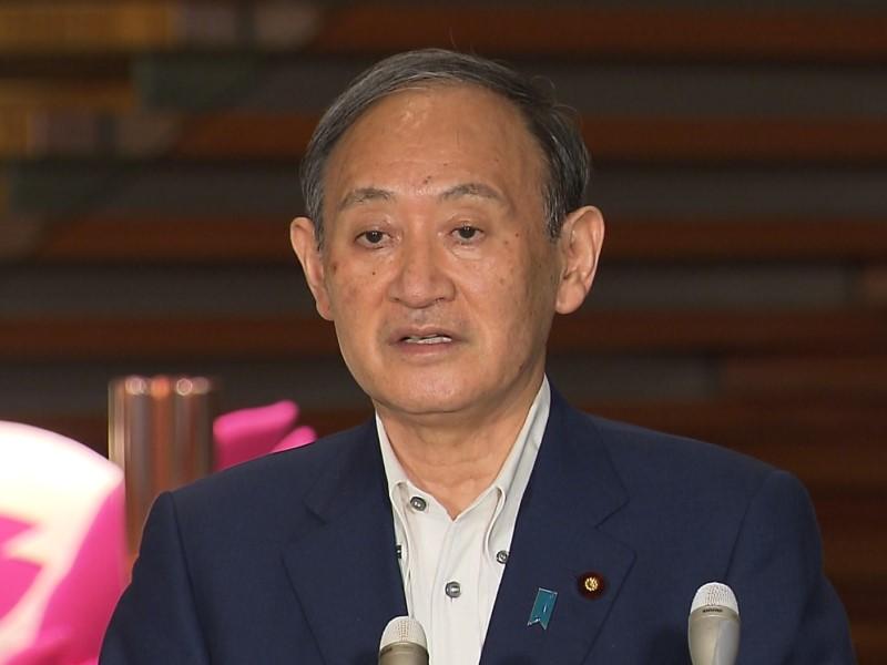 菅総理は緊急事態宣言の延長の検討等について会見しました