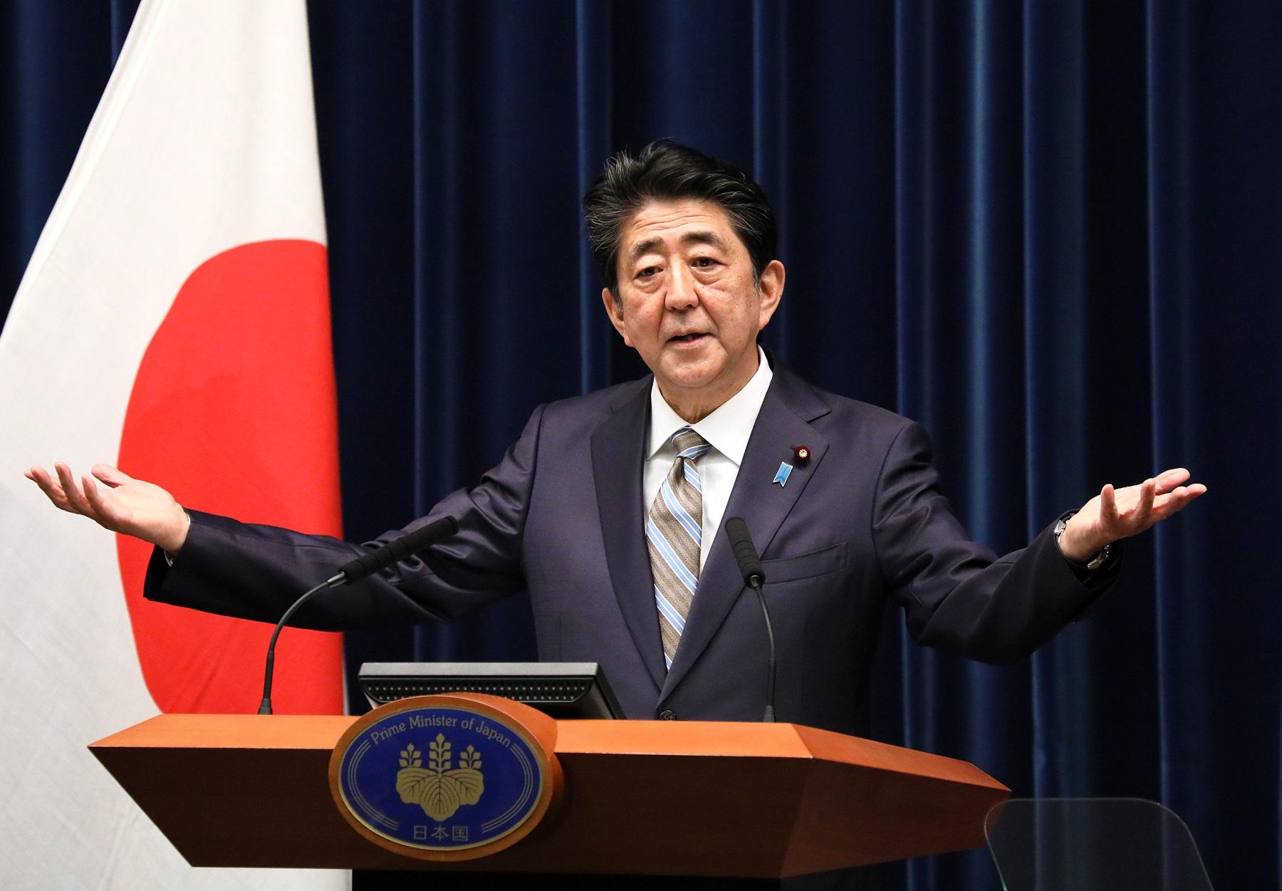 会見 の 安倍 首相 「桜を見る会」巡り安倍前首相が会見 橋下徹氏「記者の質問が甘い」