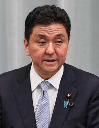 防衛大臣 岸 信夫 (きし のぶお) | 菅内閣 閣僚等名簿 | 内閣 | 首相 ...