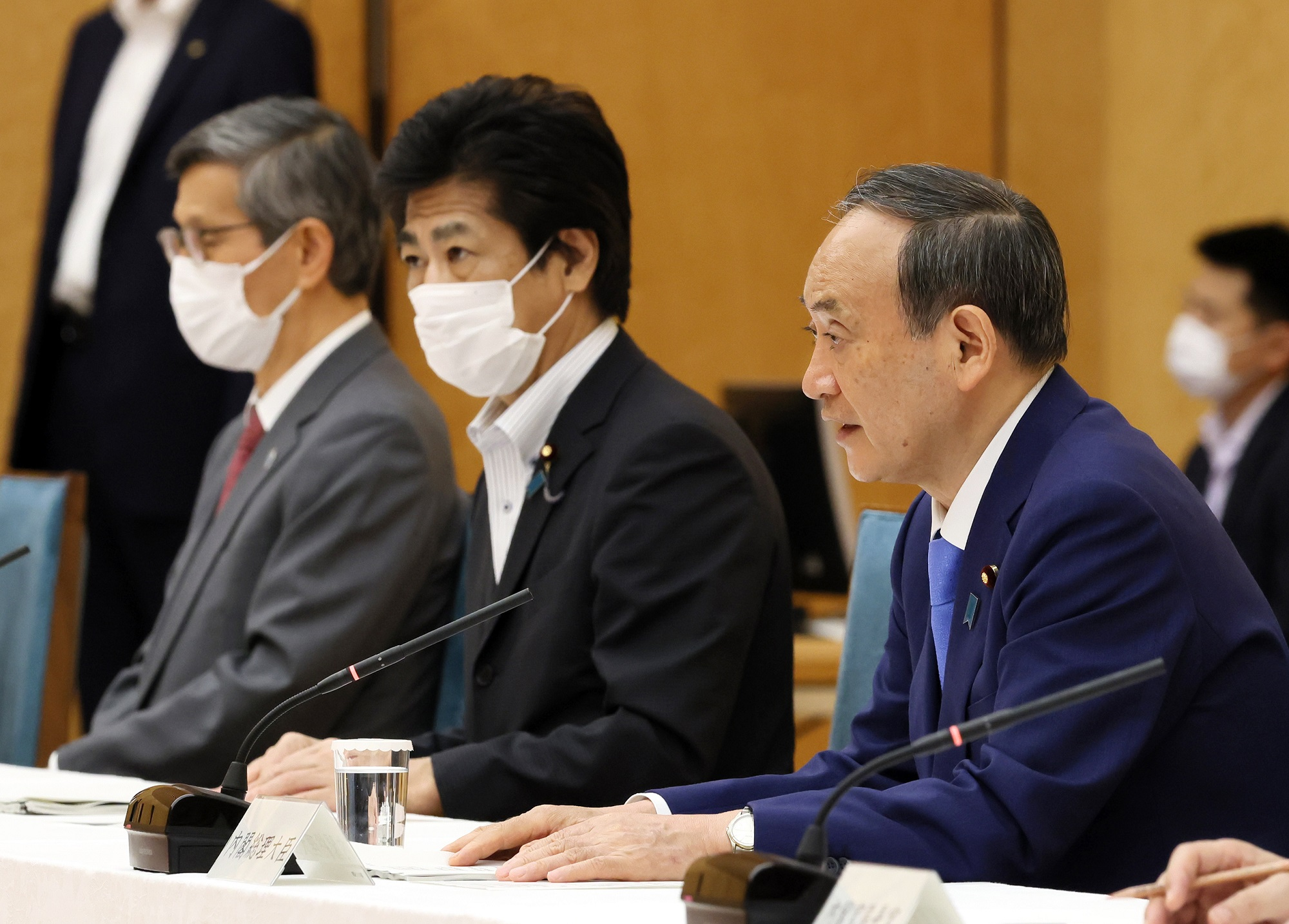 菅総理は第69回新型コロナウイルス感染症対策本部を開催しました