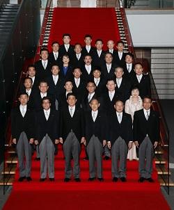 第4次安倍内閣 副大臣名簿 | 首相官邸ホームページ