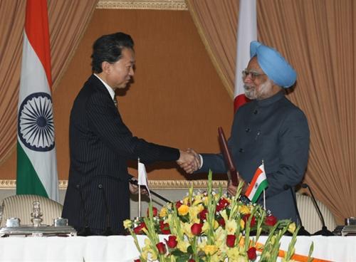 総理の動き-インド訪問-平成21年12月27日~29日