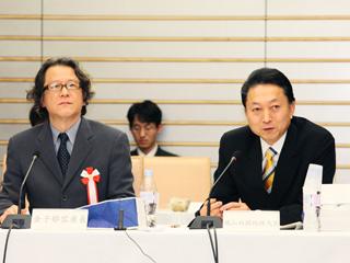 第2回「新しい公共」円卓会議-平成22年3月2日