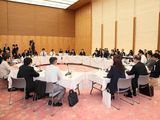 第3回「新しい公共」円卓会議-平成22年3月16日