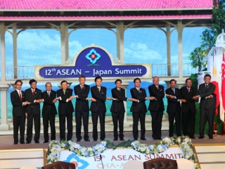 The Prime Minister Attends a Series of ASEAN-related Summit Meetings in Thailand-October 23-25, 2009