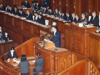 第173回国会における鳩山内閣総理大臣所信表明演説-平成21年10月26日