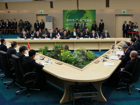 総理の動き-日中韓サミット出席-平成22年5月29・30日