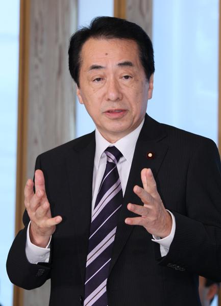 菅総理の動き 事務次官等への総...