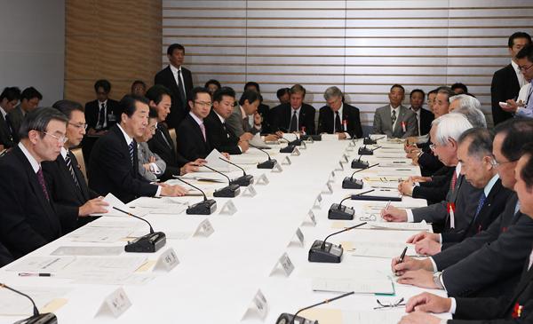 国内投資促進円卓会議-平成22年9月28日
