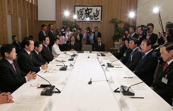 国と地方の協議-平成22年11月22日