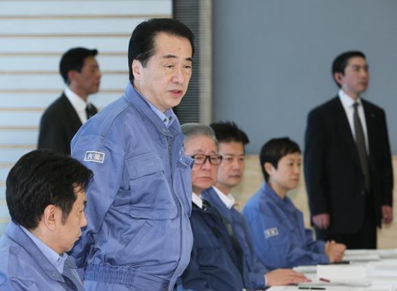 第9回東北地方太平洋沖地震緊急災害対策本部会議及び第7回原子力災害対策本部会議-平成23年3月14日