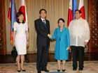安倍総理・昭恵夫人のフィリピン公式訪問-平成18年12月8日~10日