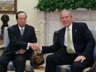 総理の動き-米国訪問-平成19年11月15日~17日
