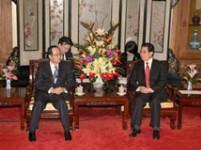 総理の動き-中国訪問-平成19年12月27-30日