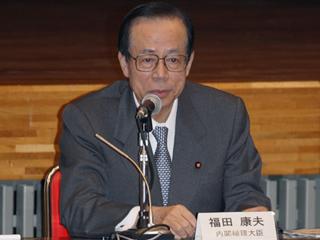 総理の動き-北海道洞爺湖訪問