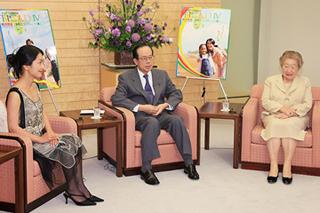 総理の動き-~元気なアフリカをめざして~ TICAD IVに関する意見交換