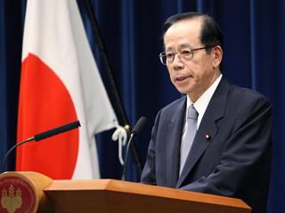 福田内閣総理大臣記者会見-平成20年9月1日