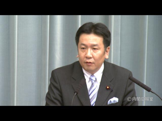 平成23年2月2日(水)午後-内閣官房長官記者会見