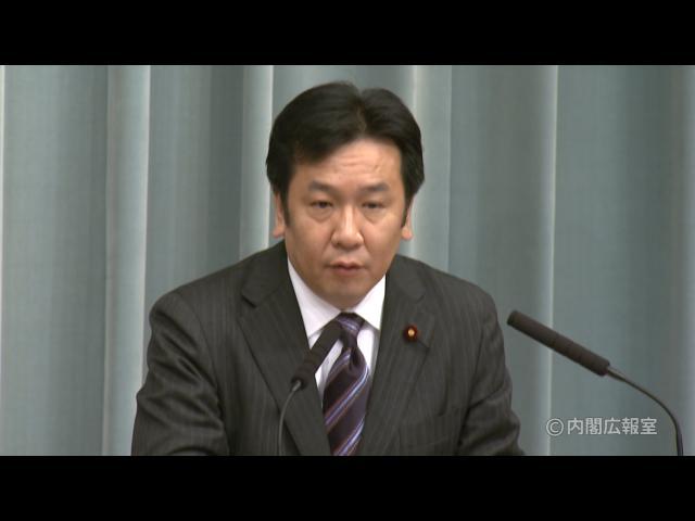 平成23年2月23日(水)午前-内閣官房長官記者会見