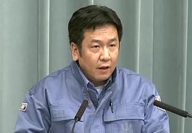 平成23年3月18日(金)午後(16:48~)-内閣官房長官記者会見