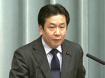 Press Conference by the Chief Cabinet Secretary (April 4th, 2011, at11:15)